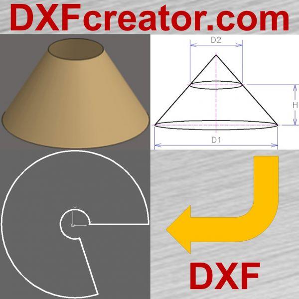 Online sheetmetal development, no CAD required